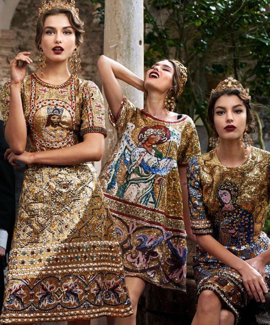دولچه و گابانا Dolce & Gabbana