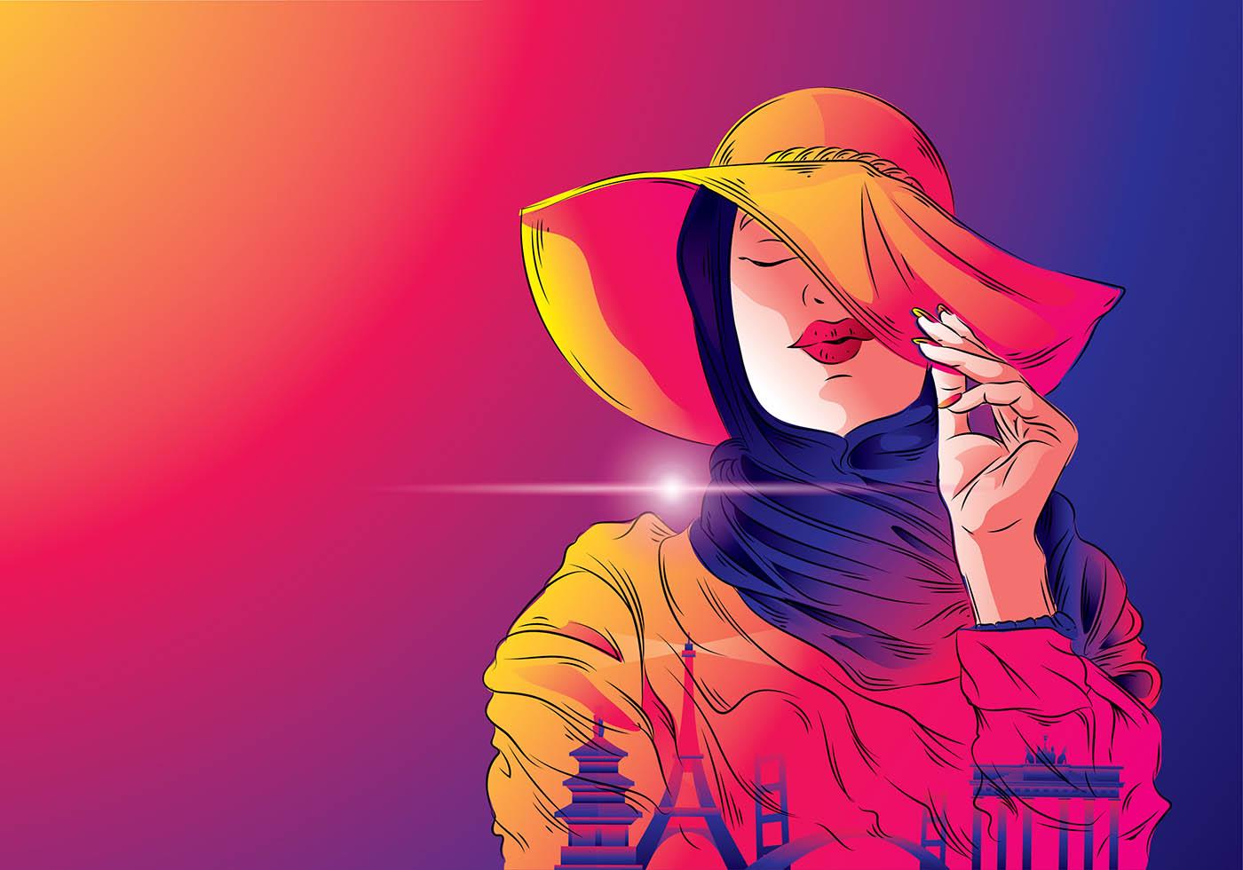 زیبایی و حجاب