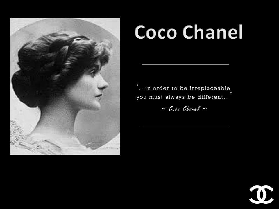 زندگی نامه CoCo Chanel