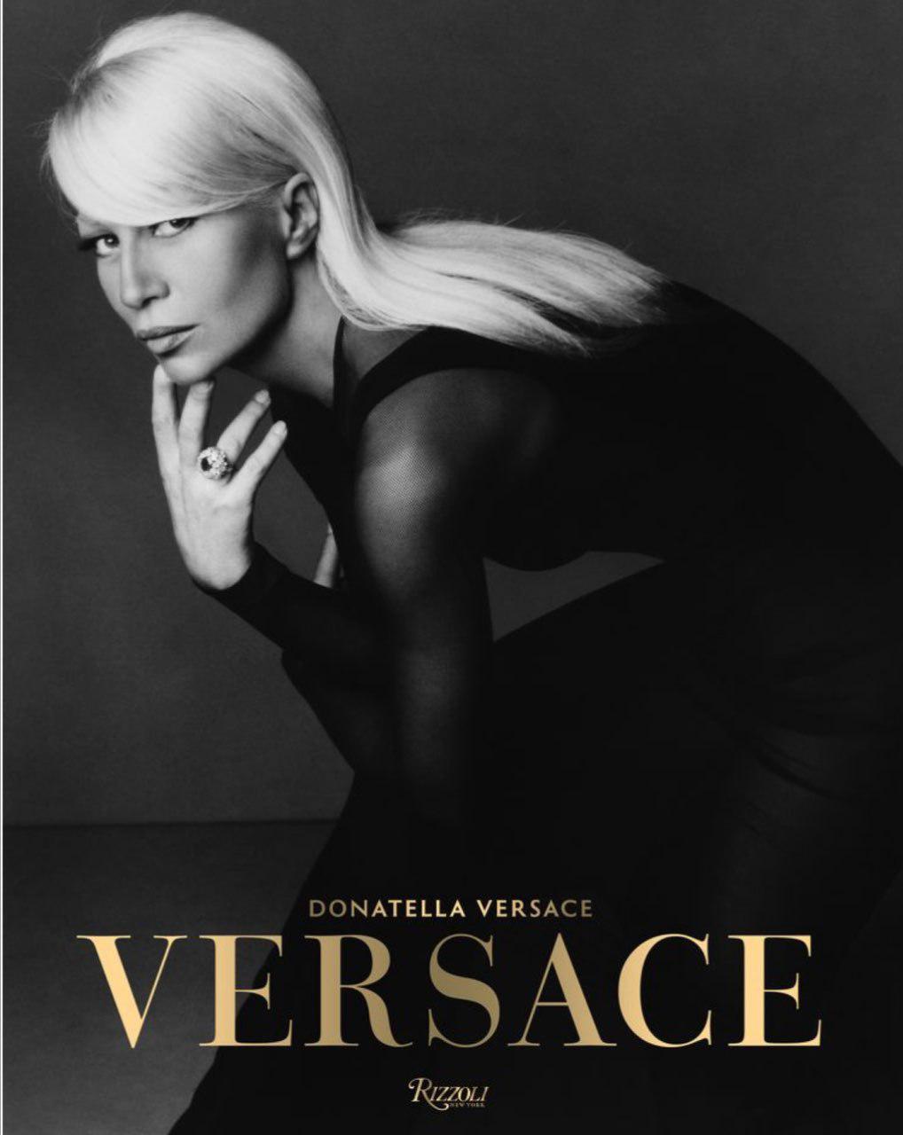 دوناتلا ورساچه Donatella Versace